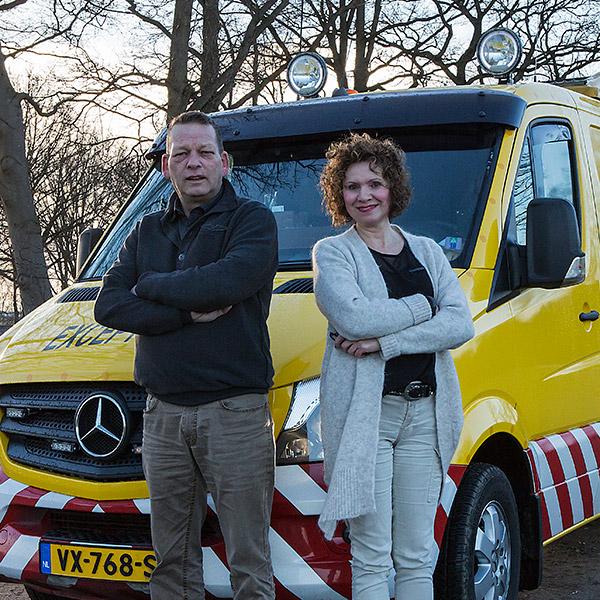 Wim en Mirjam Joosten